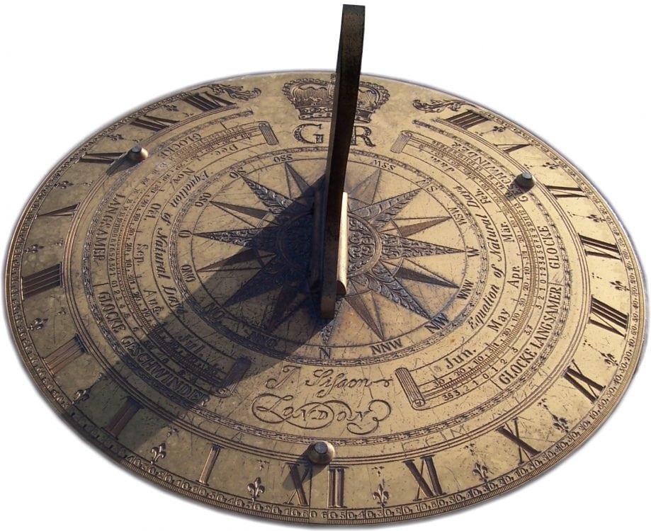 Large Sundial Image